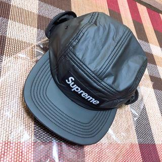 シュプリーム(Supreme)のPrimaLoft® Earflap Camp Cap Black (キャップ)