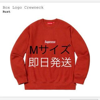 シュプリーム(Supreme)の最安値 Supreme Box Logo Crewneck Mサイズ(スウェット)
