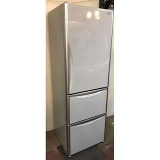 ヒタチ(日立)の【練馬区・練馬区近郊配達可能】日立 3ドア冷蔵庫 メタリックグレー(冷蔵庫)