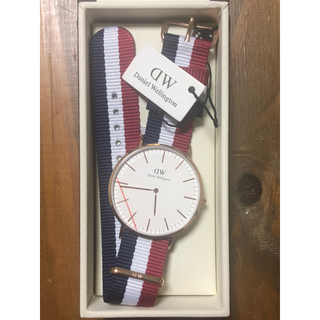 ダニエルウェリントン(Daniel Wellington)のダニエルウェリントン 0103DW 腕時計(腕時計(アナログ))
