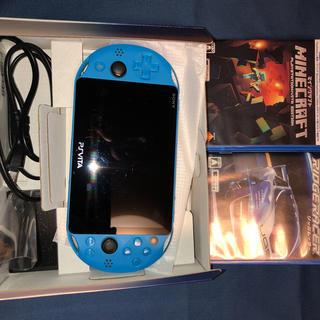 プレイステーションヴィータ(PlayStation Vita)のPlay Station VITA (携帯用ゲーム本体)