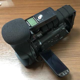 キヤノン(Canon)のCanon デジタルビデオカメラ iVIS HF G20(ビデオカメラ)