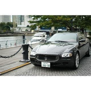 マセラティ・クアトロポルテ(車体)