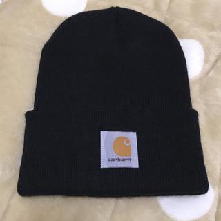 カーハート(carhartt)のニット帽(ニット帽/ビーニー)