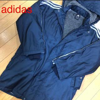 adidas アディダス ベンチコート140