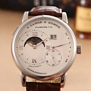 ランゲアンドゾーネ(A. Lange & Söhne(A. Lange & Sohne))のランゲ&ゾーネ A.LANGE&SOHNE  メンズ自动卷き 時計 42mm(腕時計(アナログ))