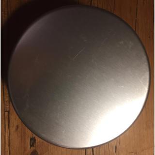 MUJI (無印良品) - 【無印良品】 アルミ弁当箱 丸型
