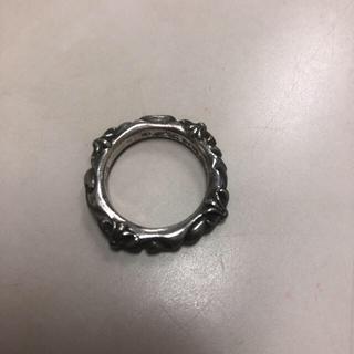 クロムハーツ(Chrome Hearts)のクロムハーツ SBTバンドリング(リング(指輪))