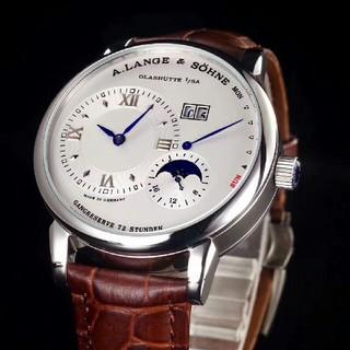 ランゲアンドゾーネ(A. Lange & Söhne(A. Lange & Sohne))のランゲ&ゾーネ A.LANGE&SOHNE  メンズ自动卷き 38.5mm時計 (腕時計(アナログ))