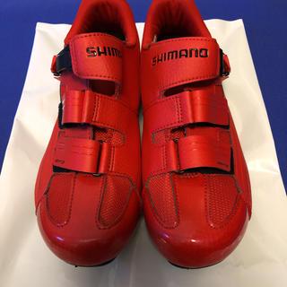 SHIMANO - 限定カラー RP3 RED 42 SHIMANO シマノ