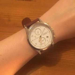 トリワ(TRIWA)の福寿様専用⭐️トリワ(TRIWA)腕時計 【電池交換済み 箱なし】(腕時計)
