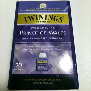 ルピシア(LUPICIA)のTWININGS トワイニング 紅茶 プリンスオブウェールズ  ティーバッグ(茶)