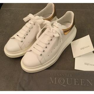 アレキサンダーマックイーン(Alexander McQueen)の新品正規品定価66420→47999早い者勝ち‼️アレキサンダーマックイーン(スニーカー)