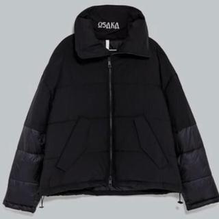 ザラ(ZARA)のヴェトモン型 バレンシアガ型 ZARA パフジャケット 状態良い(ダウンジャケット)