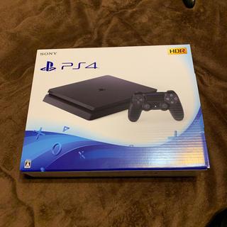 PlayStation4 - 【新品未開封】プレイステーション4 クーポン付き 即時配送