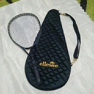 ellesse - テニスラケット エレッセ ケース付き