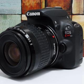 Canon - ★エントリー機種★世界最軽量一眼レフ!★Canon★kissx7★