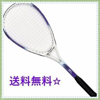 カイザー kaiser 軟式 テニス ラケット(ラケット)