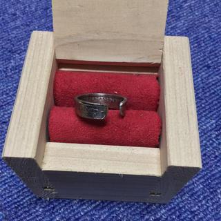 デンマーク 1クローネコイン コインリング(リング(指輪))