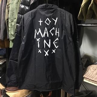 トイマシーン(Toy Machine)のインスタで注目!トイマシーン '19年春夏新作 コーチジャケット L(ナイロンジャケット)