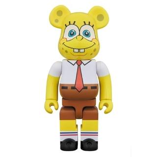 ベアブリック BE@RBRICK スポンジボブ SpongeBob 1000%