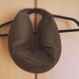 ムジルシリョウヒン(MUJI (無印良品))の無印 ネッククッション(ネックウォーマー)