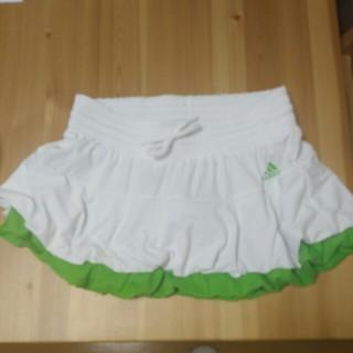 アディダス(adidas)のadizero アディゼロS〜Mサイズ スコート スカート付きショートパンツ(その他)