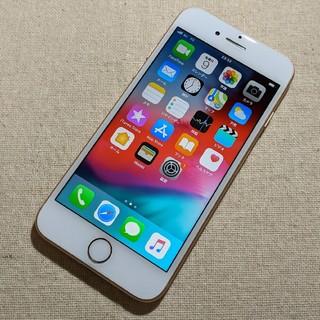 アイフォーン(iPhone)のSIMフリー iPhone8 64GB/ゴールド Apple(スマートフォン本体)
