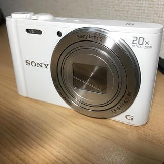 ソニー(SONY)のSONY Cybershot DSC-WX350 サイバーショット ホワイト(コンパクトデジタルカメラ)