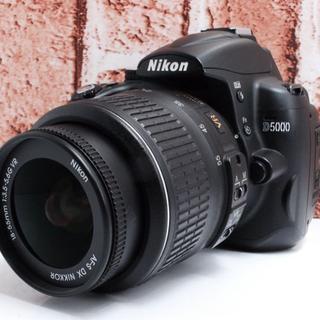 ニコン(Nikon)の❤️スマホ転送OK❤Nikon D5000❤️動画OK❤ (デジタル一眼)