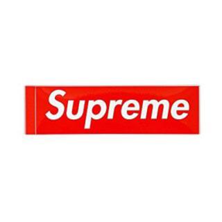 シュプリーム(Supreme)のsupreme ステッカー1枚本日のみ(その他)