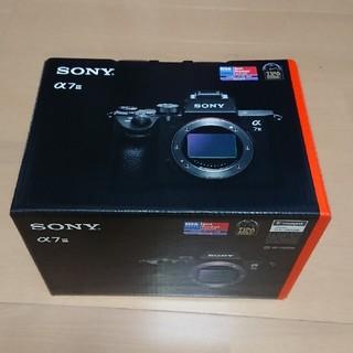 ソニー(SONY)の《新品・未使用》SONY α7Ⅲボディ ILCE-7M3(ミラーレス一眼)