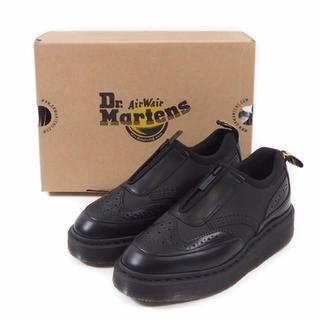 ドクターマーチン(Dr.Martens)のDr.Martens ドクターマーチン パンチングシューズ(ローファー/革靴)