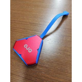 【新品】ニンテンドースイッチ用OJO ポータブルドック レッド(家庭用ゲーム本体)