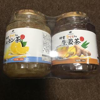 お茶セット(レモン茶、生姜茶)❗️(茶)