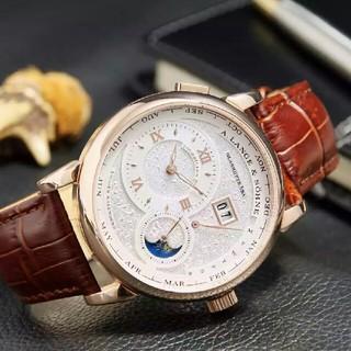 ランゲアンドゾーネ(A. Lange & Söhne(A. Lange & Sohne))のランゲ&ゾーネ A.LANGE&SOHNE  メンズ自动卷き腕時計40.5mm(腕時計(アナログ))