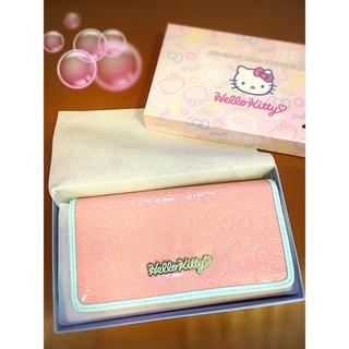 サンリオ(サンリオ)の♡ハローキティ『cuteなベビーピンク』ウォレット特価♡(キャラクターグッズ)