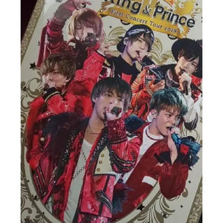 King & Prince/First Concert Tour 初回限定盤