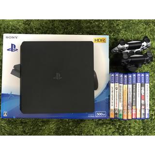 プレイステーション4(PlayStation4)のPS4 ソフトセット(家庭用ゲーム本体)