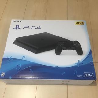 プレイステーション4(PlayStation4)のPS4 CUH-2100A(家庭用ゲーム本体)