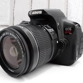 キヤノン(Canon)の【超人気】EOS KissX6i EF-S 18-55mm レンズセット (デジタル一眼)