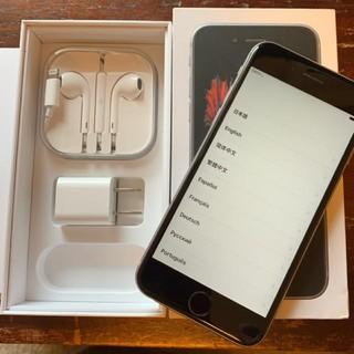 アイフォーン(iPhone)のiPhone6s 本体 SIMフリー(スマートフォン本体)