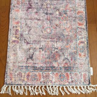 Ron Herman - 美品 shabby chic シャビーシック レイチェルアシュウェル ラグ 絨毯