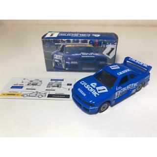 タカラトミー(Takara Tomy)のトミカ アイアイアド特注 カルソニック GT-R 日本製(ミニカー)