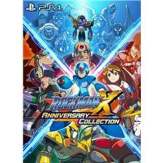 ロックマンX アニバーサリー コレクション  PS4(家庭用ゲームソフト)
