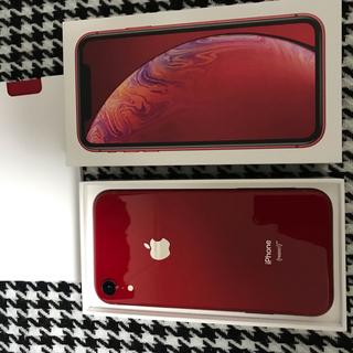 アイフォーン(iPhone)のiphone XR 128g(スマートフォン本体)