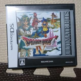 ニンテンドーDS(ニンテンドーDS)のドラゴンクエストIV(家庭用ゲームソフト)
