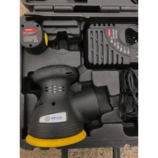 電動ポリッシャー ポリッシャー コードレス ダブルアクション 磨き コンパウンド