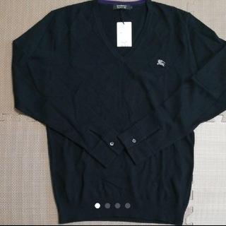バーバリーブラックレーベル(BURBERRY BLACK LABEL)のBURBERRY BLACK LABEL セーター(ニット/セーター)