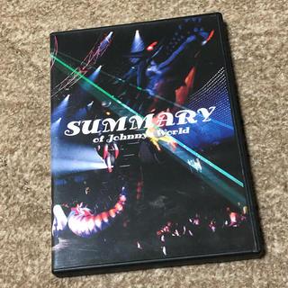 ジャニーズ(Johnny's)のSUMMARY  NEWS/KAT-TUN  DVD(アイドルグッズ)